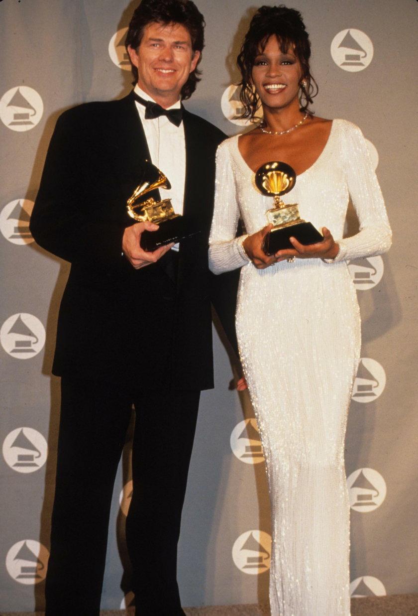 Whitney Houston i David Foster