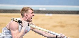 Piotr Lisek zdobył brązowy medal w skoku o tyczce