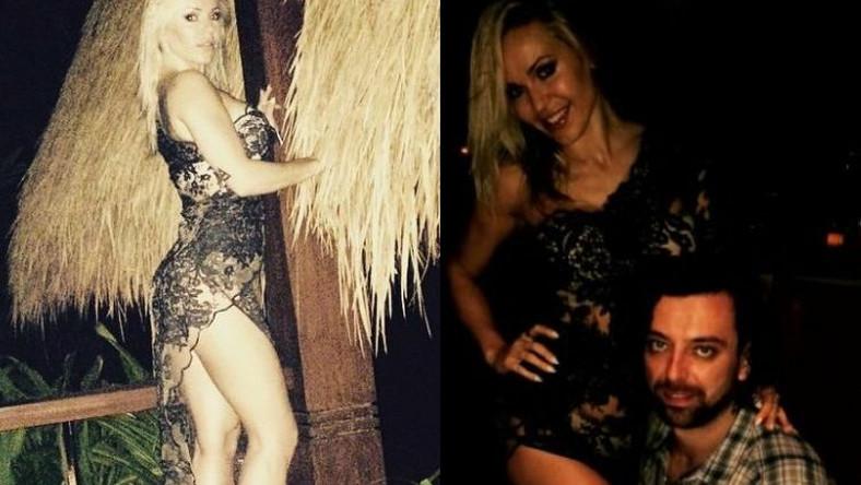 Egzotycznymi wakacjami w towarzystwie ukochanego Doda pochwaliła się na Instagramie