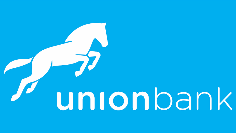The new Union Bank logo and typeface