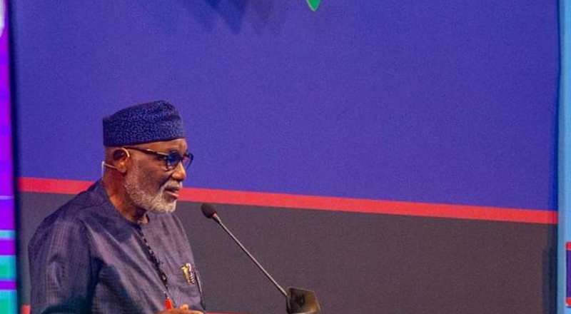 Akeredolu: 'I'm preparing Ondo for an economy without oil'