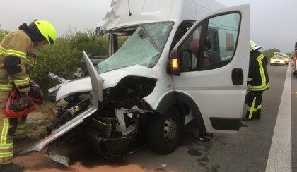 Wypadek polskiego busa w Niemczech. Wielu rannych!