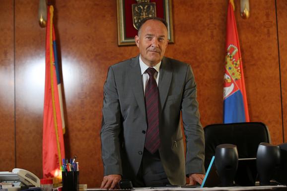 Mladen Šarčević, aktuelni ministar prosvete