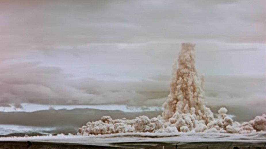 Kadr z nagrania ROSATOMU
