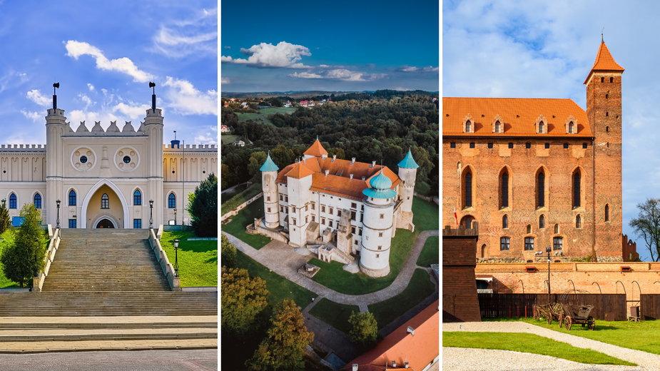Najpiękniejsze zamki w Polsce. Które warto zwiedzić?