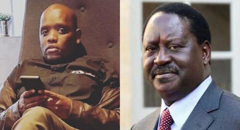 Netizens react to Dennis Itumbi's birthday message to Raila