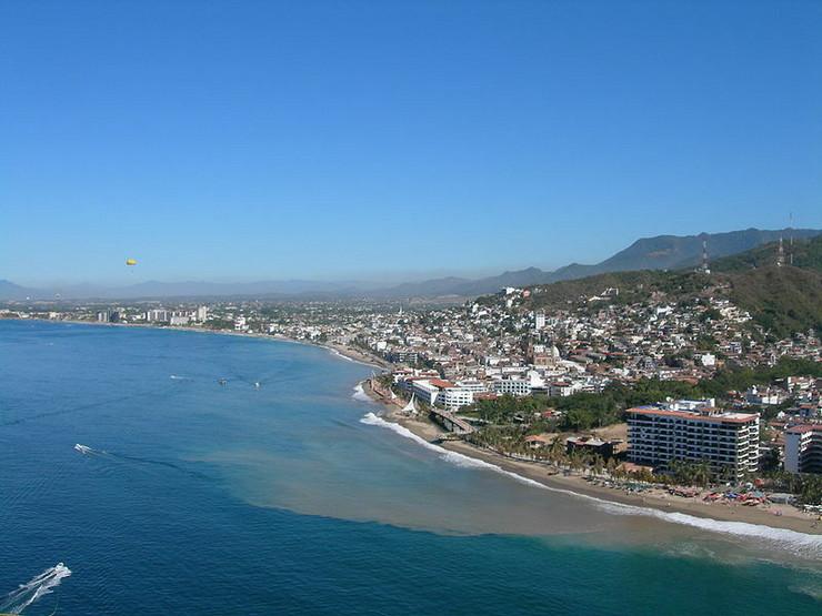 Meksiko obala