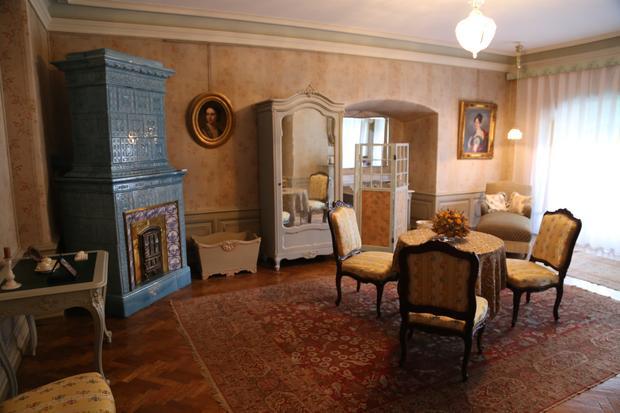 Wnętrza po renowacji