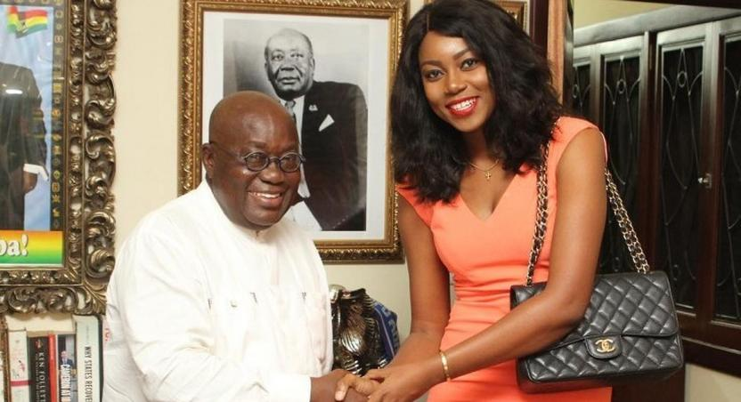 Ghanaians are suffering and you know it – Yvonne Nelson fires Akufo-Addo