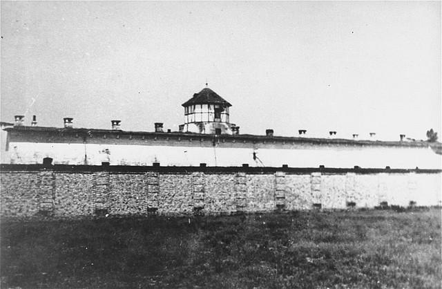 Zidine zloglasnog logora