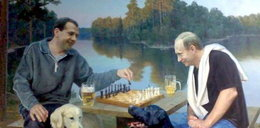Prezydent i premier na obrazach