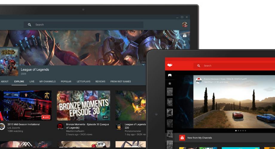 YouTube Gaming: Google startet Spiele-Video-Dienst