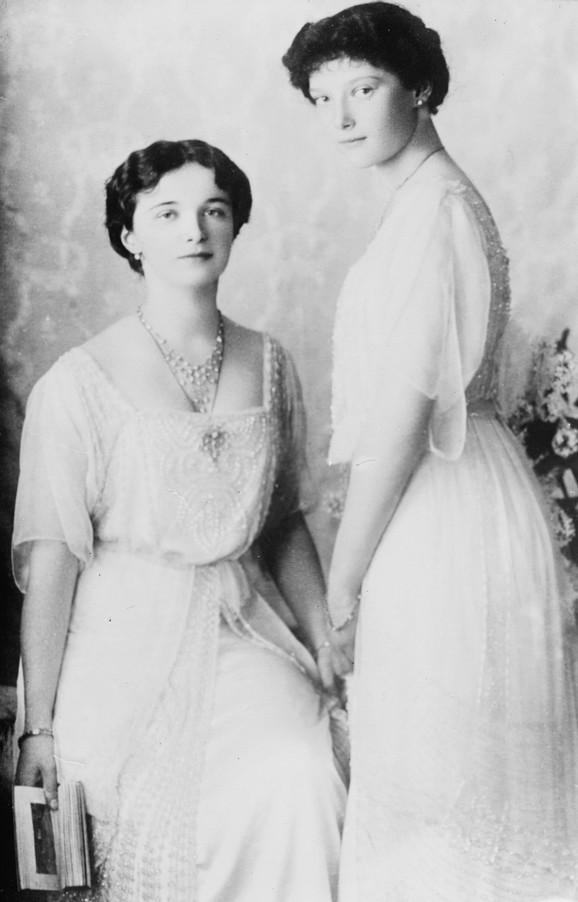 Olga i Tatjana Nikolajevna