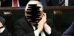 Kaczyński do posłanki: niech pani idzie do diabła