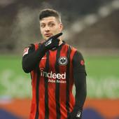 A KAD JE MODRIĆ VIDEO...  Luka Jović majstorski dao golove čim je otišao iz Reala, a onda je hrvatski as ovako reagovao