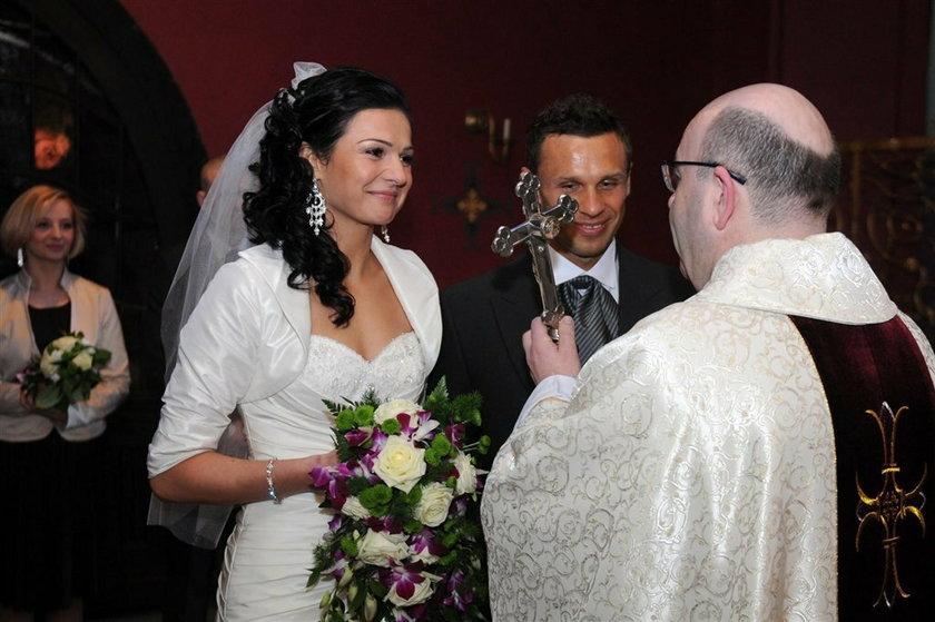 Agnieszka Szott ślub