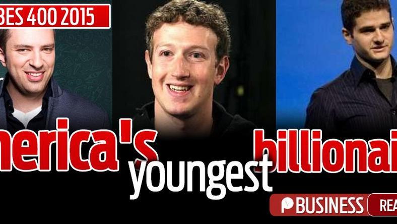 The Richest Millennial Billionaires In America  Best Porn -7535