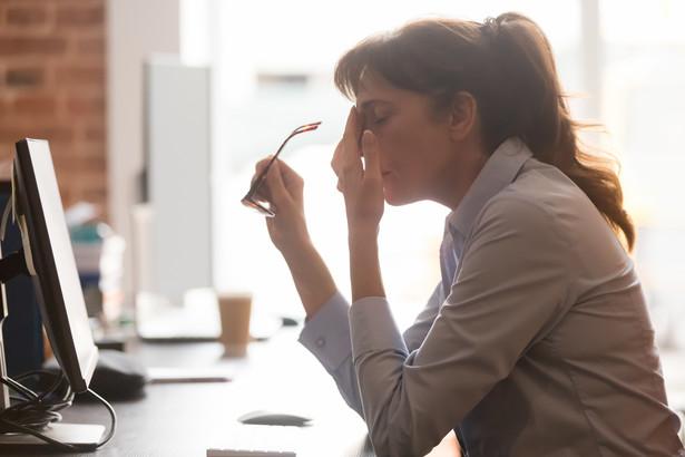 praca kobieta