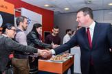 Mirović otvorio drugi sajam nauke u NS