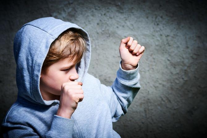 Ukoliko dete ima problem sa agresivnošću, potrebno je raditi sa roditeljima