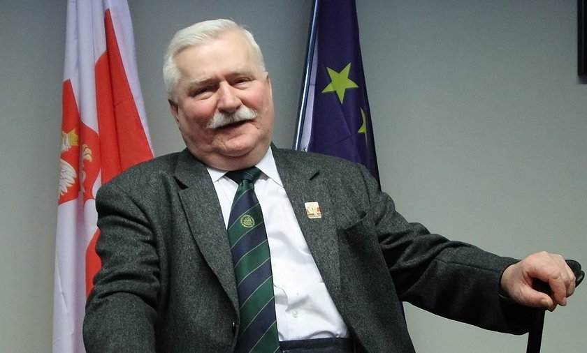 Lech Wałęsa wraca do polityki