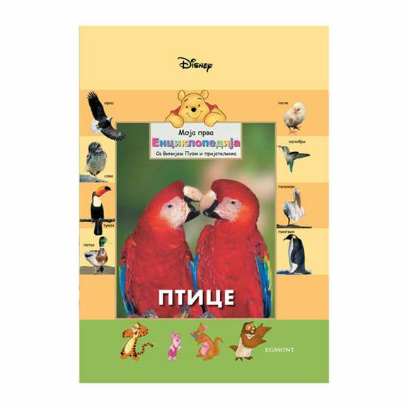 Ptice - Moja prva enciklopedija