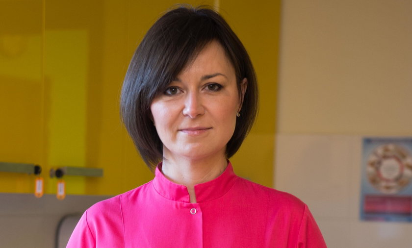 dr n. med. Magdalena Boczarska-Jedynak, neurolog