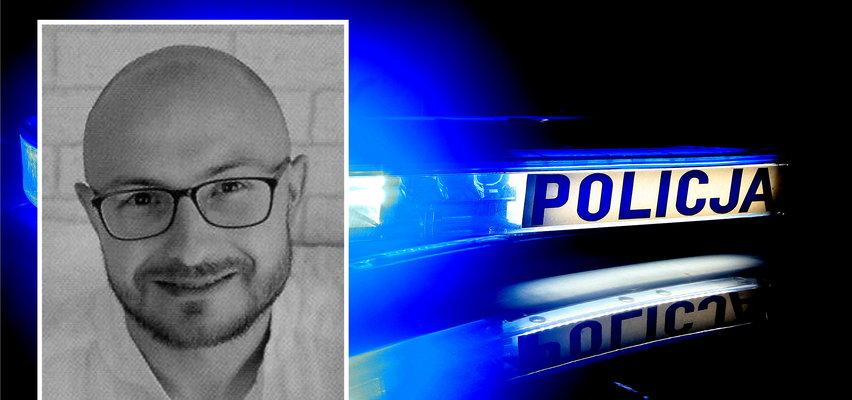 Śmierć młodego policjanta. Kamil miał tylko 30 lat