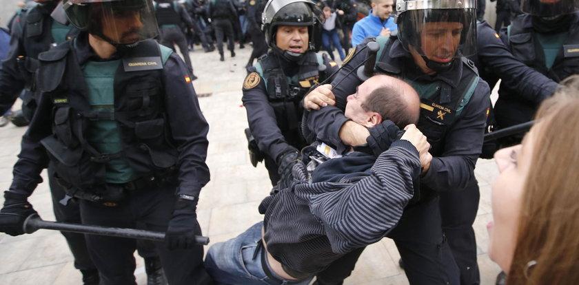 Hiszpania zrobi to Katalonii