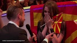 Eurowizja 2017: nietypowa sytuacja podczas drugiego półfinału. Tego nikt się nie spodziewał