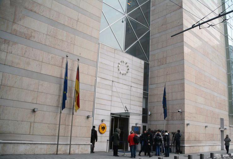 Nemačka ambasada u Sarajevu