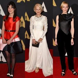 Legendy Hollywood błyszczały na czerwonym dywanie