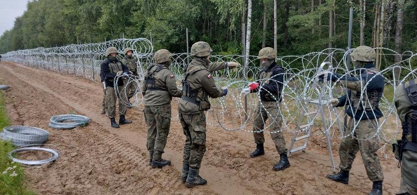 Unia Europejska pomoże Polsce zbudować mur na granicy? W grze setki milionów euro