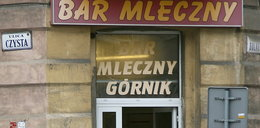 Bary mleczne wizytówką Krakowa?