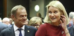 To nie Polak, a ta duńska piękność wygryzie Tuska?!