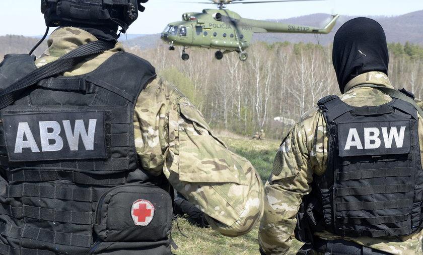 Agencja Bezpieczeństwa Wewnętrznego zatrzymała rosyjskiego szpiega.