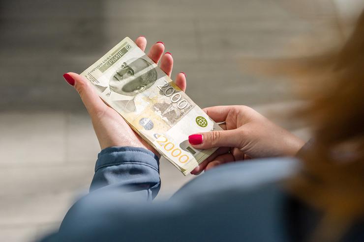 dinari shutterstock 1715955592 plata novac