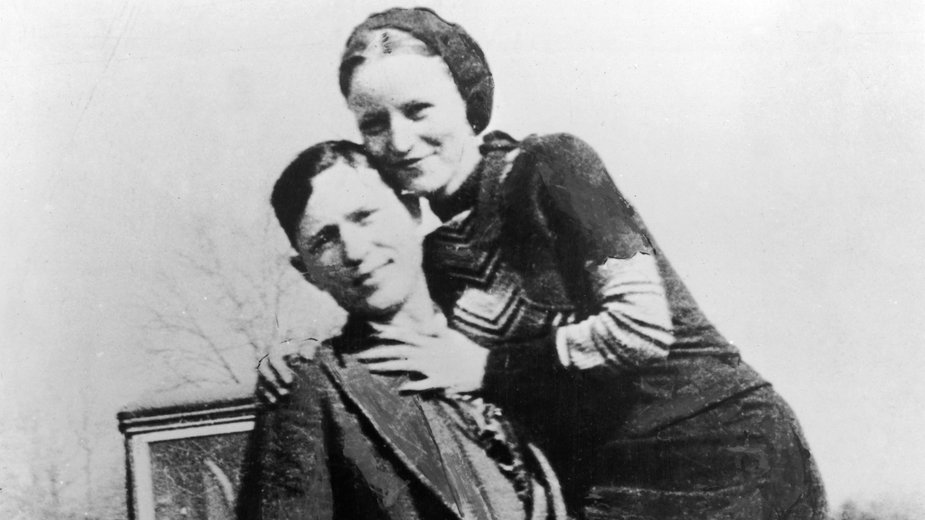 Clyde Barrow i Bonnie Parker