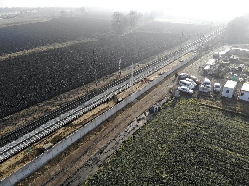 Powstaje przystanek kolejowy w Iwinach