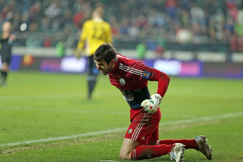 Legia lepsza od Śląska w Pucharze Polski, zdecydowały jedenastki