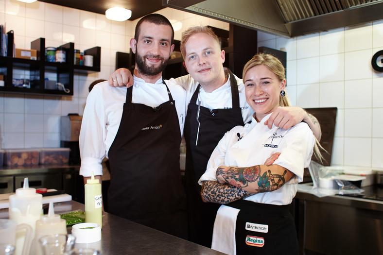 Monika Dąbrowska Wygrała Drugą Edycję Hells Kitchen