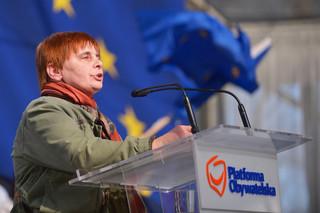 PO prezentuje kandydatów do PE. Ochojska: Kandyduję, by upomnieć się o ludzi, którzy umierają z głodu