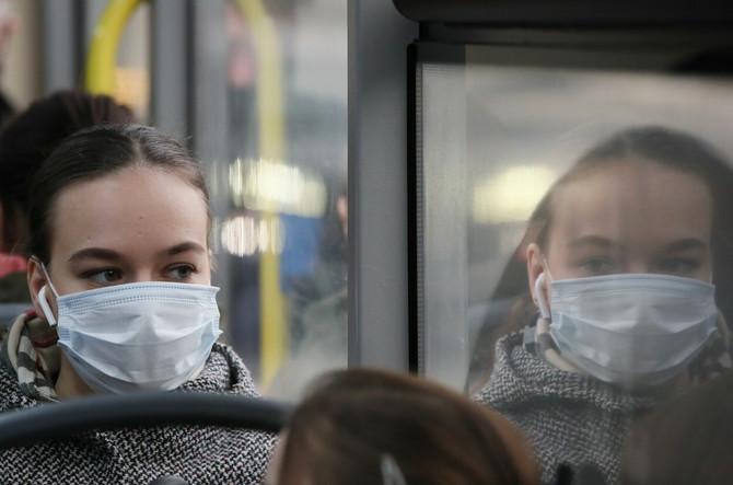 Ne zaboravite da nosite masku u javnom prevozu