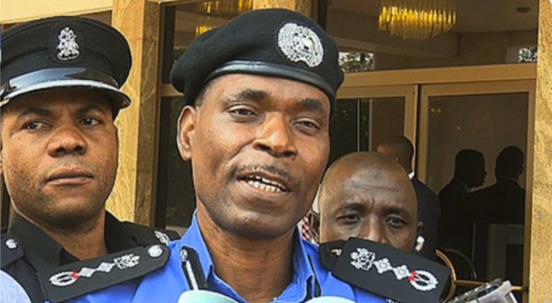 IGP laments meager salary of police officers
