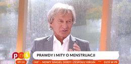 """Ginekolog w paśmie śniadaniowym TVP2 o """"tych sprawach"""": to jest zło"""