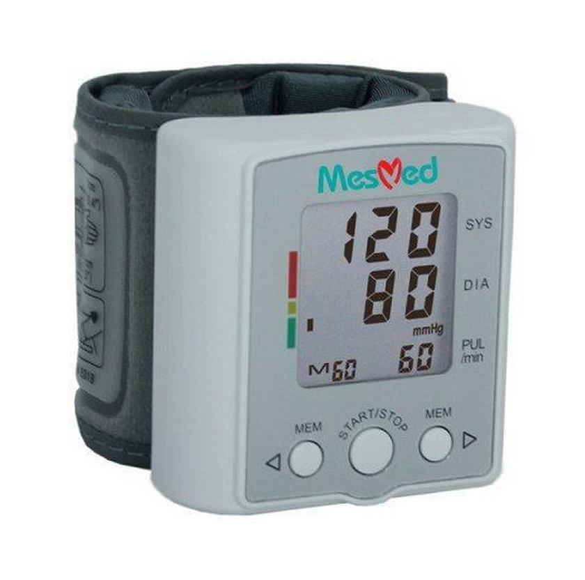 Poznaj sprawdzone ciśnieniomierze nadgarstkowe