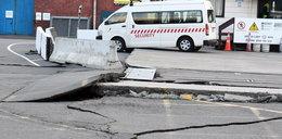 Wielkie trzęsienie ziemi w Nowej Zelandii. Po nim tsunami