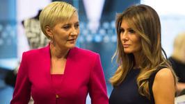 Melania Trump czy Agata Duda? Krzysztof Gojdź podjął tę bardzo trudną decyzję