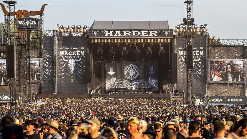 Wacken Open Air Festival 2018