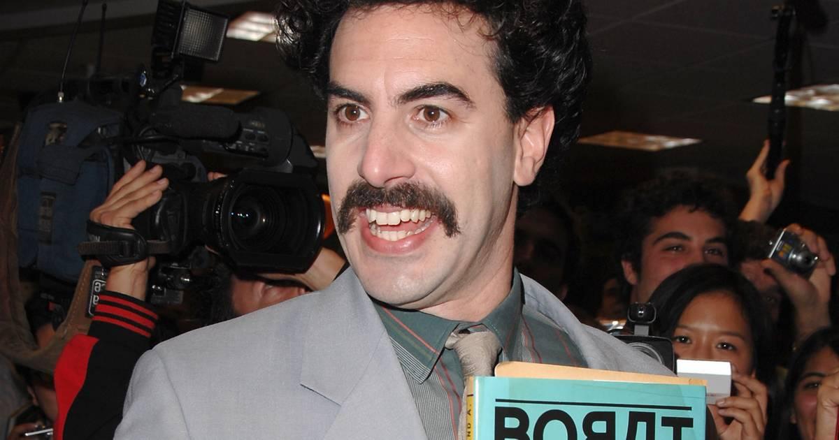 Több mint színész, kevesebb mint politikus: 50 éves a Boratot is alakító Sacha Baron Cohen